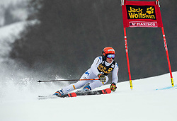 BRIGNONE Federica of Italy competes during  the 6th Ladies'  GiantSlalom at 55th Golden Fox - Maribor of Audi FIS Ski World Cup 2018/19, on February 1, 2019 in Pohorje, Maribor, Slovenia. Photo by Vid Ponikvar / Sportida