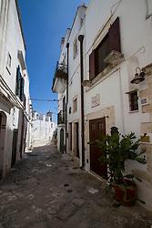 Centro storico di Ostuni (BR)
