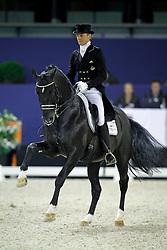 Gal Edward (NED) - Moorland Totilas<br /> Winner World Cup Qualifier<br /> CDI-W Amsterdam 2010<br /> © Hippo Foto - Leanjo de Koster
