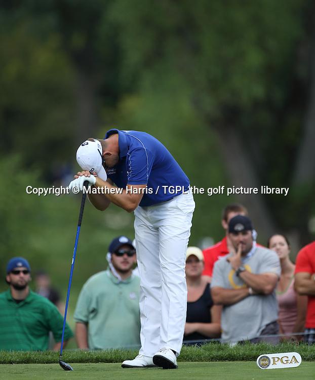 Henrik STENSON (SWE) during fourth round US PGA Championship 2013,Oak Hill CC,