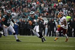Philadelphia Eagles vs Washington Redskins at Lincoln Financial Field