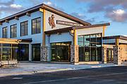 New Laramie Regional Airport Terminal, Laramie, Wyoming