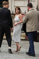 © Licensed to London News Pictures. 07/06/2016. PRINCESS EUGENIE OF YORK attends the Royal Academy 2016 Summer Exhibition Preview Party, London, UK. Photo credit: Ray Tang/LNP