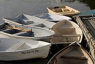 Dinghys, Massachusetts, Harwich, Harwich Harbor, Cape Cod