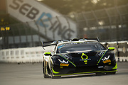 November 11-13, 2020. Race 2, Lamborghini Super Trofeo, Sebring: 36 Matt Dicken, Lamborghini Charlotte, Lamborghini Huracan Super Trofeo EVO