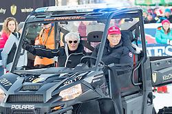 21.01.2017, Hahnenkamm, Kitzbühel, AUT, FIS Weltcup Ski Alpin, KitzCharity Trophy, im Bild v.l. Bernie Ecclestone, Niki Lauda // f.l. Bernie Ecclestone and Niki Lauda during the KitzCharity Trophy of FIS Ski Alpine World Cup at the Hahnenkamm in Kitzbühel, Austria on 2017/01/21. EXPA Pictures © 2017, PhotoCredit: EXPA/ Serbastian Pucher