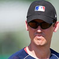 Baseball - MLB Academy - Tirrenia (Italy) - 19/08/2009 - Jason Holowaty