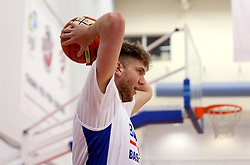 New signing for the Bristol Flyers, Michael Vigor takes part in training - Mandatory by-line: Robbie Stephenson/JMP - 05/09/2016 - BASKETBALL - SGS Wise Arena - Bristol, England - Bristol Flyers - British Basketball League - Bristol Flyers New Signings -