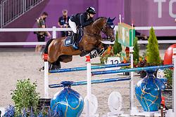 casvloBond Ashlee, ISR, Donatello 141, 351<br /> Olympic Games Tokyo 2021<br /> © Hippo Foto - Dirk Caremans<br /> 03/08/2021