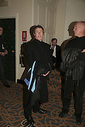 Roger Daltrey, The South Bank Show Awards, Savoy Hotel. London. 23 January 2007.  -DO NOT ARCHIVE-© Copyright Photograph by Dafydd Jones. 248 Clapham Rd. London SW9 0PZ. Tel 0207 820 0771. www.dafjones.com.