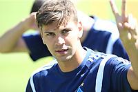 Fotball<br /> 01.07.2015<br /> Foto: Gepa/Digitalsport<br /> NORWAY ONLY<br /> <br /> Dynamo Kiev<br /> FC Dynamo Kyiv, training camp. Image shows Aleksandar Dragovic (Kiev).