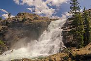 Tuolumne Falls, Tuolumne River, Yosemite National Park, California