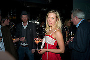 BETH CORDINGLEY, INTO THE HOODS - a hip hop dance musical -opening  at the Novello Theatre on The Aldwych. After- party at TAMARAI at 167 Drury Lane, London. 27 March 2008.   *** Local Caption *** -DO NOT ARCHIVE-© Copyright Photograph by Dafydd Jones. 248 Clapham Rd. London SW9 0PZ. Tel 0207 820 0771. www.dafjones.com.