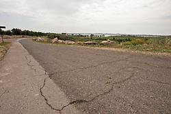 Taranto, maggio 2013.Percorso strade secondarie, SS 130