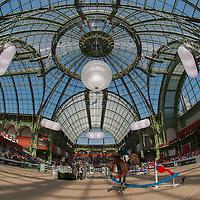Saut Hermès au Grand Palais, Paris 2012