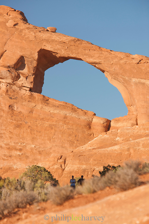 Skyline Arch, Arches National Park, Utah, United States of America