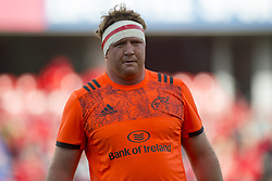 September 9, 2017 - Limerick, Ireland - Stephen Archer of Munster during the Guinness PRO14 rugby match between Munster Rugby and Cheetahs Rugby at Thomond Park in Limerick, Ireland on September 9, 2017  (Credit Image: © Andrew Surma/NurPhoto via ZUMA Press)