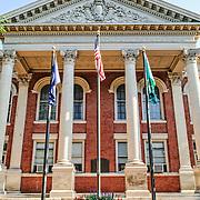 City Hall in Staunton, VA