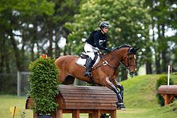 D'Andrimont Stephanie, BEL, Casperelli<br /> Grandorse Horse Trials - Kroneneberg 2019<br /> © Hippo Foto - Dirk Caremans<br /> 05/05/2019