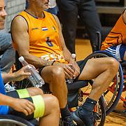 NLD/Rotterdam/20190706 - BN'ers spelen rolstoelbasketbal, Viggo Waas