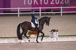 Nilshagen Therese, SWE, Dante Weltino Old, 167<br /> Olympic Games Tokyo 2021<br /> © Hippo Foto - Dirk Caremans<br /> 28/07/2021