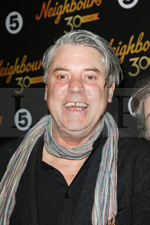 © Licensed to London News Pictures. 17/03/2015, UK. Mark Little (Joe Mangel), Neighbours 30th Anniversary, Café De Paris, London UK, 17 March 2015,. Photo credit : Richard Goldschmidt/Piqtured/LNP