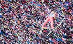 04.01.2014, Bergisel Schanze, Innsbruck, AUT, FIS Ski Sprung Weltcup, 62. Vierschanzentournee, Bewerb, im Bild Maciej Kot (POL) // Maciej Kot (POL) during Competition of 62nd Four Hills Tournament of FIS Ski Jumping World Cup at the Bergisel Schanze, Innsbruck, Austria on 2014/01/04. EXPA Pictures © 2014, PhotoCredit: EXPA/ JFK