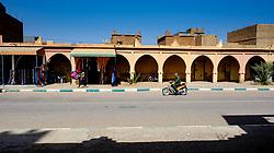 Street scene in Tagounite, Morocco<br /> <br /> (c) Andrew Wilson | Edinburgh Elite media