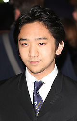 TANROH ISHIDA attends the UK Premiere of 'The Railway Man' at Odeon West End ,London, United Kingdom. Wednesday, 4th December 2013. Picture by i-Images