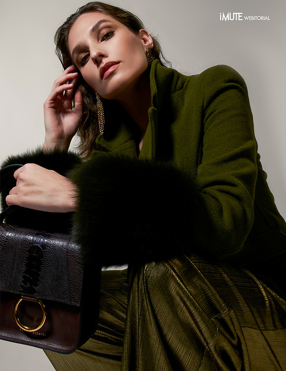 Fashion editorial photoshoot in New York