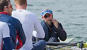 Caversham. Berkshire. UK<br /> GBR M8+. Cox Phelan HILL.<br /> 2016 GBRowing European Team Announcement,  <br /> <br /> Wednesday  06/04/2016 <br /> <br /> [Mandatory Credit; Peter SPURRIER/Intersport-images]