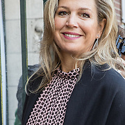 NLD/Amsterdam/20190509 -  Maxima bij 'Future of Health Coverage', Koningin Maxima