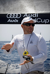 08_009304  © Sander van der Borch. Porto Portals, Mallorca,  July 21th 2008. AUDI MEDCUP in Porto Portals  (21/26 July 2008). Practice race.