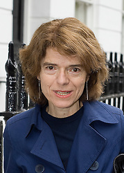 © London News Pictures. London, UK. File picture dated 15/05/2011. Vicky Pryce the ex wife of Energy and Climate Change Secretary Chris Huhne leaving her home in Clapham, south London. 03/02/2012 Chris Huhne today learns whether he will be charged in relation to allegations that he and his ex-wife, Vicky Pryce, conspired to pervert the course of justice in relation to a speeding incident. It has been alleged that Mr Huhne asked Miss Pryce, then his wife, to take his penalty points following the incident, which took place in March 2003. If charged then it is believed Mr Huhne will have to step down from his cabinet post: Photo Credit: Ben Cawthra/LNP