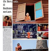 """Theravada: o Budismo no Laos"" in O Comercio"