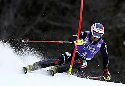 19.01.2014, Maennlichen Jungfrau, Wengen, SUI, FIS Weltcup Ski Alpin, Wengen, Slalom, Herren, im Bild Manfred Moelgg (ITA) // during mens Slalom of FIS Ski Alpine World Cup at the Maennlichen Jungfrau in Wengen, Switzerland on 2014/01/19. EXPA Pictures © 2014, PhotoCredit: EXPA/ Freshfocus/ Christian Pfander<br /> <br /> *****ATTENTION - for AUT, SLO, CRO, SRB, BIH, MAZ only*****