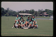1996 Miami Hurricanes Women's Golf - Caneshooter Archive Scans 2020