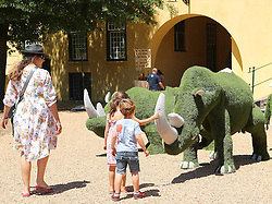 GV during the Cape Town Flower Show held at the Castle of Good Hope between the 27th and the 30th October 2016.<br /> <br /> Photo by Ron Gaunt/ RealTime Images
