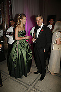 Lady Gabriella Windsor and Stuart Rose,  The British Fashion Awards  2006 sponsored by Swarovski . Victoria and Albert Museum. 2 November 2006. ONE TIME USE ONLY - DO NOT ARCHIVE  © Copyright Photograph by Dafydd Jones 66 Stockwell Park Rd. London SW9 0DA Tel 020 7733 0108 www.dafjones.com