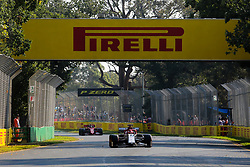 March 16, 2019 - KIMI RAIKKONEN during qualifying for the 2019 Formula 1 Australian Grand Prix on March 16, 2019 In Melbourne, Australia  (Credit Image: © Christopher Khoury/Australian Press Agency via ZUMA  Wire)