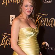 NLD/Haarlem/20140324 - Filmpremiere Kenau, Actrice Sophie van Winden