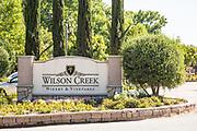 Wilson Creek Winery in Temecula