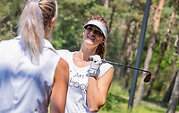 NUNSPEET - Golf op Rijk van Nunspeet.   COPYRIGHT KOEN SUYK