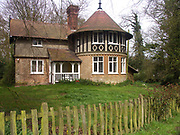 A4TRA0 Roundhouse Bodham Norfolk