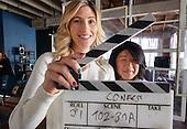 Producers Amy Kim and Jaime Burke