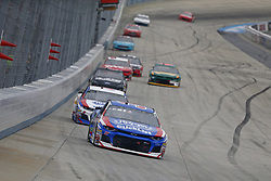 May 6, 2018 - Dover, Delaware, United States of America - Chris Buescher (37) battles for position during the AAA 400 Drive for Autism at Dover International Speedway in Dover, Delaware. (Credit Image: © Justin R. Noe Asp Inc/ASP via ZUMA Wire)