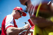 May 20-24, 2015: Monaco - Kimi Raikkonen (FIN), Ferrari