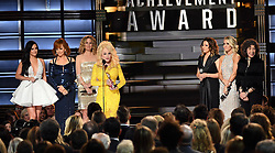 Dolly Parton, Kacey Musgraves, Reba McEntire, Jennifer Nettles, bei den 50. Country Music Awards in Nashville / 021116<br /> <br /> *** Country Music Awards 2016, Nashville, USA, November 2, 2016 ***