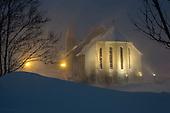 Winter in Akureyri