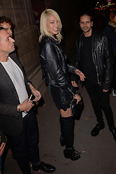 Soo Joo Park arriving at the Balmain Aftershow Party as a part of Paris Fashion Week Ready to Wear Spring/Summer 2017 on September 29, 2016 in Paris, France. Photo by Julien Reynaud/APS-Medias/ABACAPRESS.COM